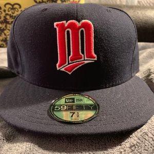 Other - Minnesota Twins New Era 5950 Hat